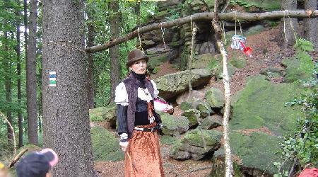 Pohádkový les Bohdalec