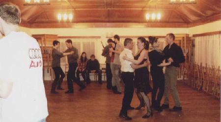 Taneční ve Věcově 2014