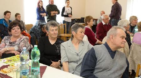 Setkání seniorů 2014